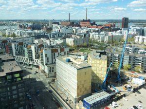 ヘルシンキの風景