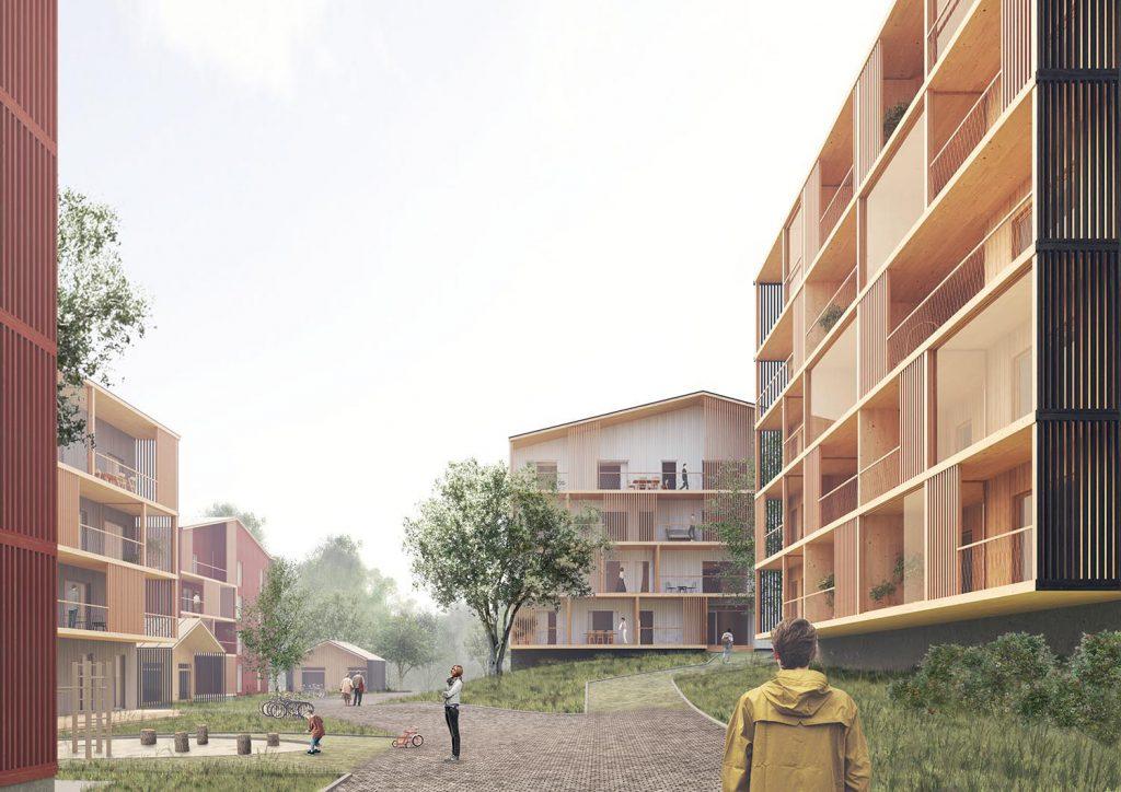 木造集合住宅コータkoota
